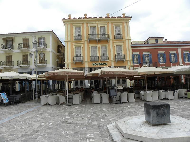 Buildings around Syntagma Square2