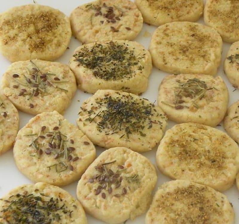 Halloumi tyrini Cookies picture