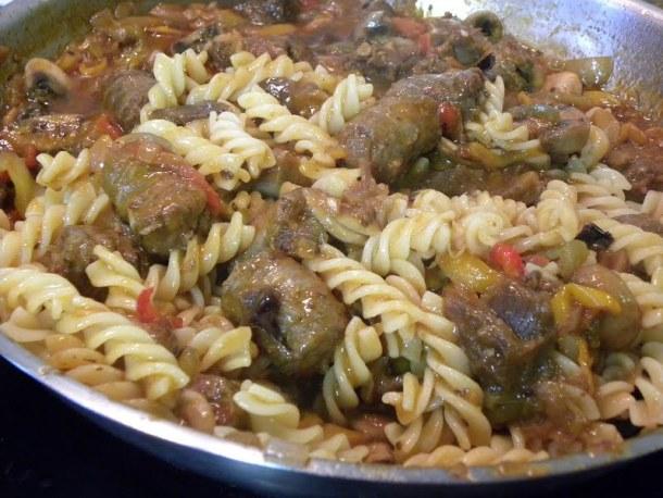 Spetzofai with Pasta image