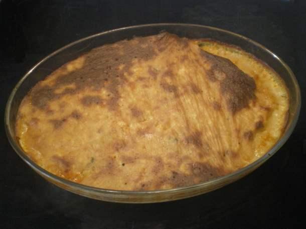 Spaghetti and Bolognaise pastitsio image