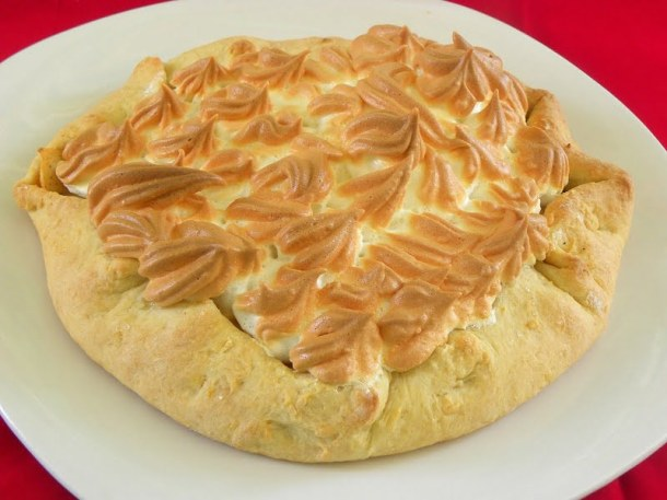 Apple Meringue Galette picture