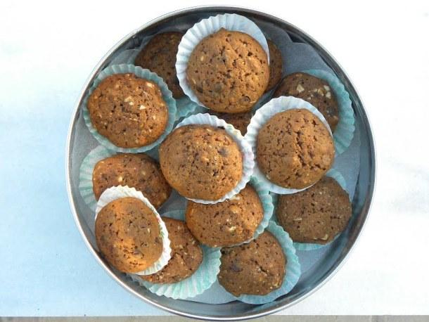 Petimezi Cookies image