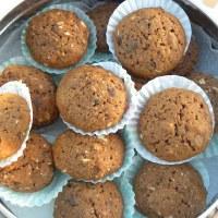 Dark Chocolate Chip and Petimezi Cookies