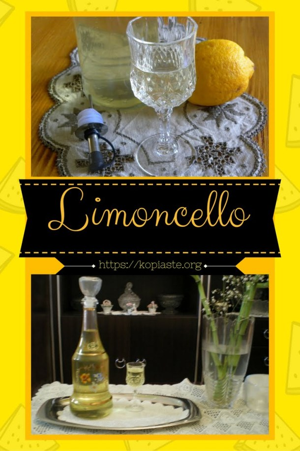 collage Limoncello image