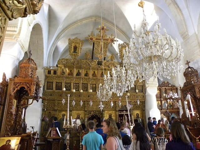 Church at Omodos