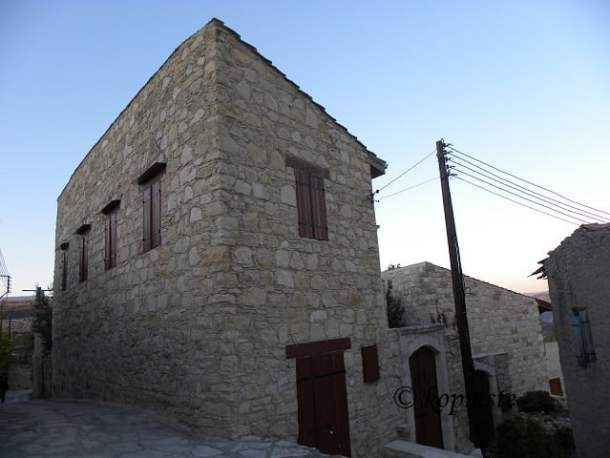 Traditional House in Lophou