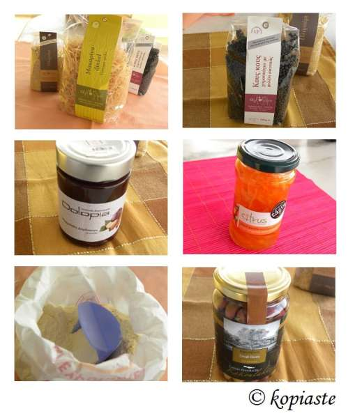 Collage products