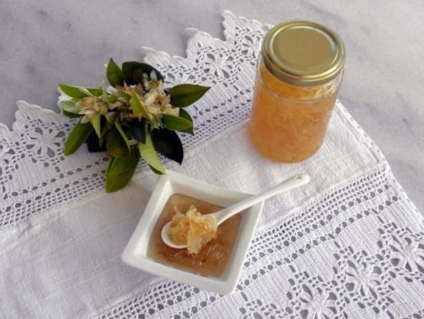 citrus blossom spoon preserve