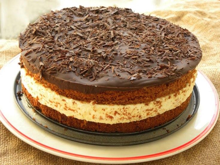 Luscious Bounty Cake