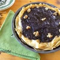 The Best Chocolate Honey Baklavas Tart