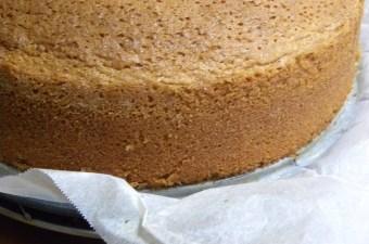 Sockerkaka sponge cake picture