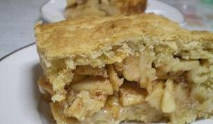 Milopita: Two Old fashioned Apple Pies