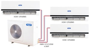 Commercial Airconditioners | koppel