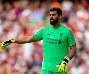 Alisson hits back at Jurgen Klopp after Brighton game