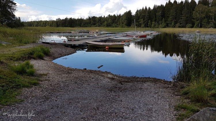 Ingen bra dag på sjön…