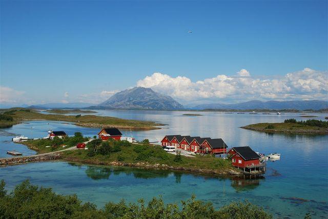 Snart dags för Norge!