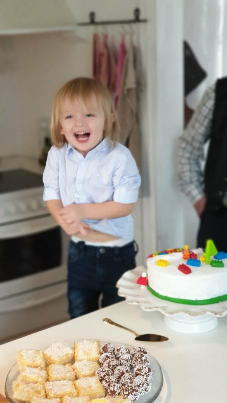 Grattis William 5år