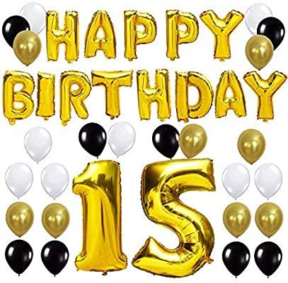 Grattis på 15-årsdagen!