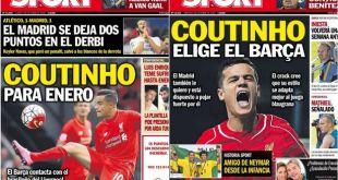 Coutinho Newspapers