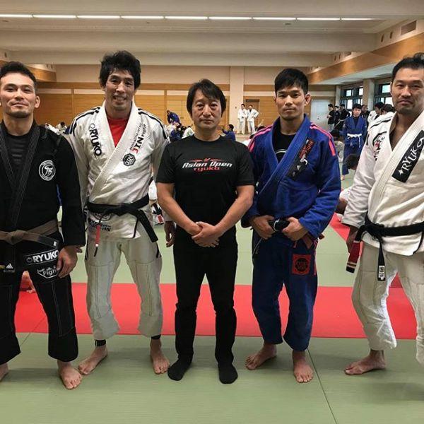 KORAL JAPANサポート柔術4選手#鍵山士門 #西林浩平 #石毛大蔵 #伊藤英元 #KORALJAPANFIGHTTEAM