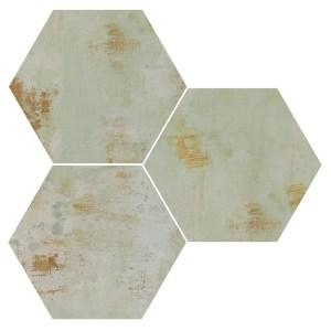 lux plocice, apavisa, porcelanske plocie, dizajn, heksagon