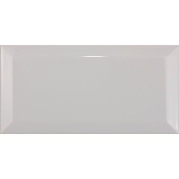 keramicka plocica Biselado Gris-10×20