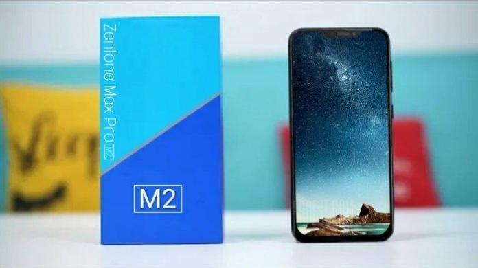 Asus Zenfone Max Pro M2 Harga Rp 3.1 Juta Rupiah