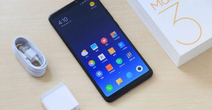 Xiaomi Mi Max 3 Harga Rp 3.4 Juta Rupiah