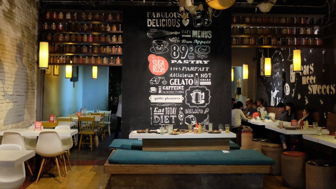 10 Cafe Di Bandung Yang Paling Hits Favorit Anak Muda Kekinian Koran Id