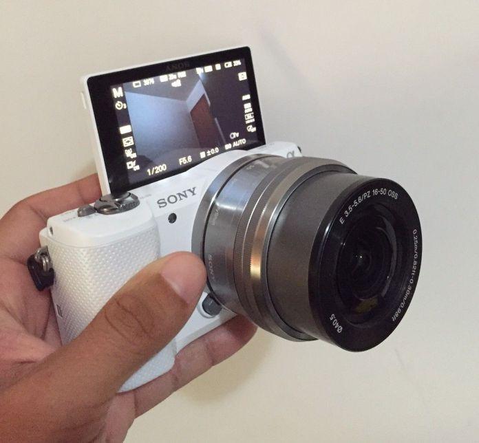 Sony A5000 Harga Rp 3 Juta Rupiah