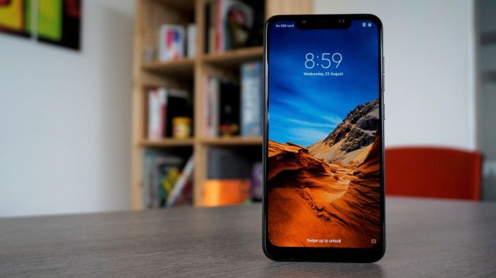 Xiaomi POCO F1 Harga Rp 4.6 Juta Rupiah