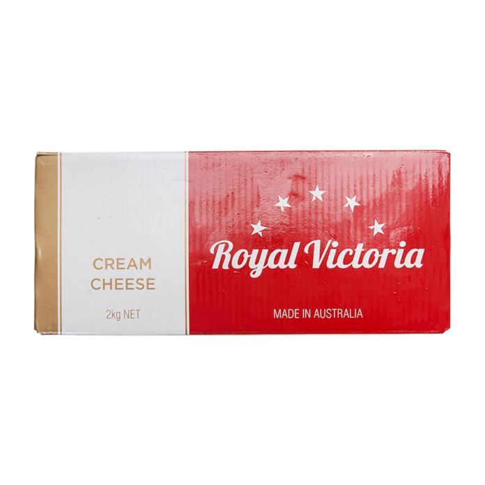 Royal Victoria Cream Cheese