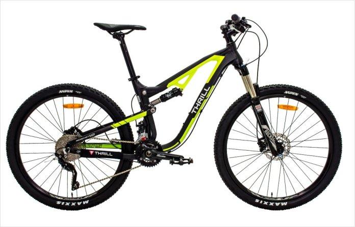 Sepeda Gunung Soft Trail
