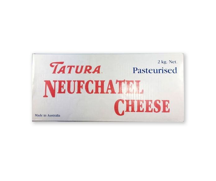 Tatura Neufchatel Cream Cheese