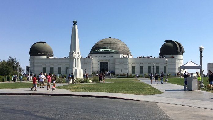 Galileo Observatory - Griffith Observatory