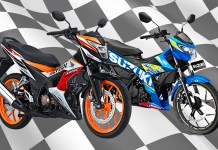 Mengetahui Kelebihan Suzuki Satria FU 150 New 2020 vs Honda Sonic 150R 2020 Terbaru 2019
