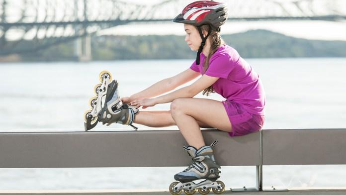Merk Sepatu Roda Anak Perempuan