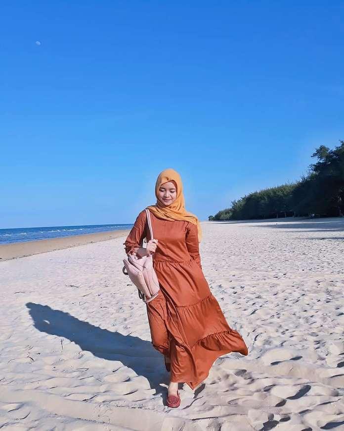 Wisata Pantai Lombang Sumenep