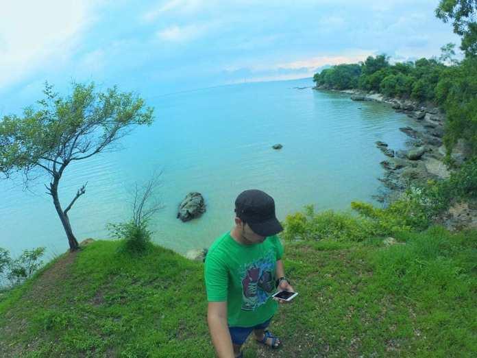 Wisata Pantai Rongkang Bangkalan