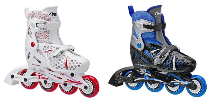Roller Derby Tracer Adjustable Inline Skate