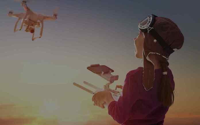 Cara Menerbangkan Drone untuk Menghasilkan Video yang Keren