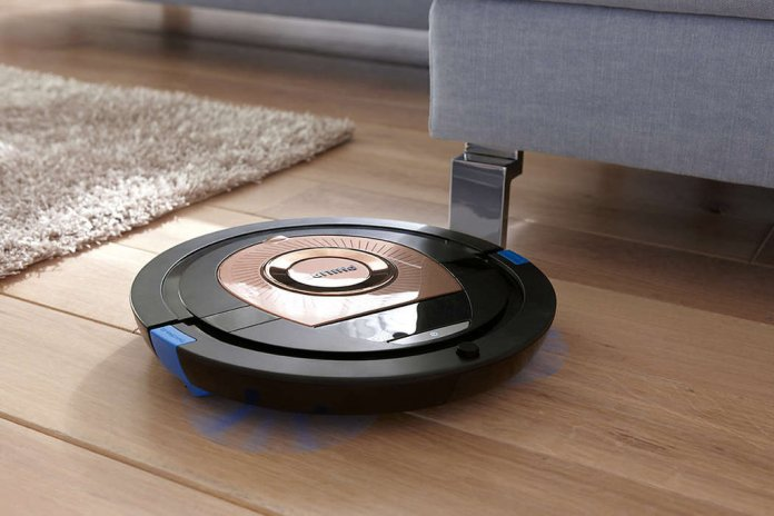 Robot Vacuum Cleaner Murah