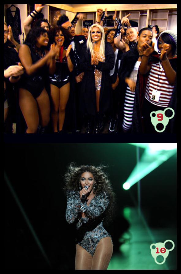 Beyoncé / Britney Spears