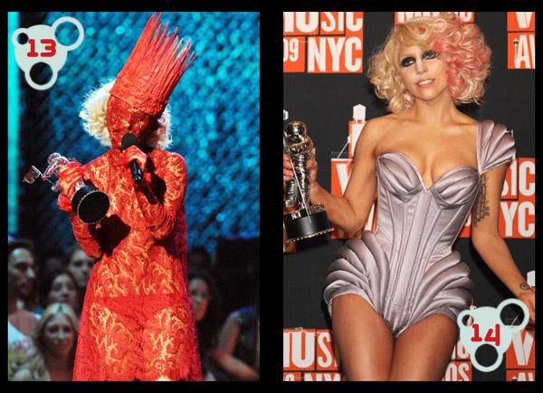 Lady Gaga MTV VMA 09