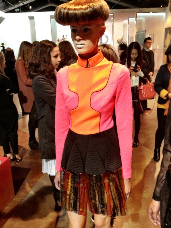 London Fashion Week - DB Berdan