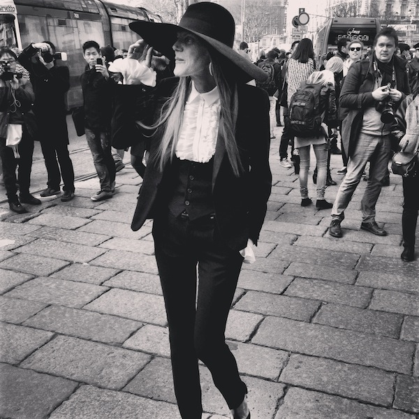 Milan Fashion Attack 3 - Anna Dello Russo