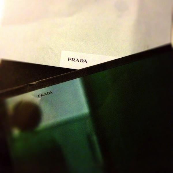 Milan Fashion Attack 3 - Prada's Duality