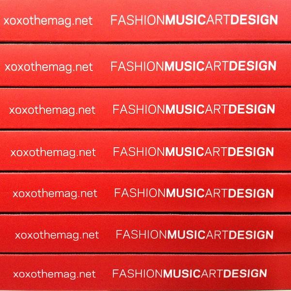 Modanın Gücü Adına - XOXO The Mag February 2013