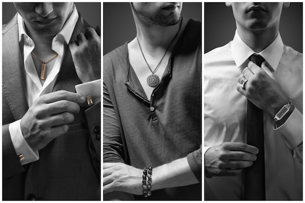 Swarovski Men's Collection Spring Summer 2013