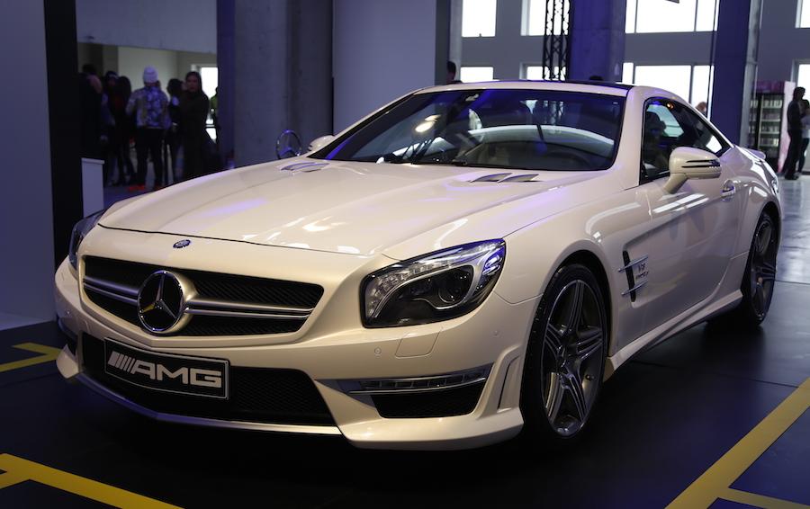 MBFWI Photo Diary 1 - Mercedes-Benz AMG